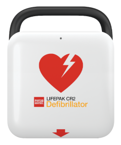 LifePak CR2 Defibrillator Device