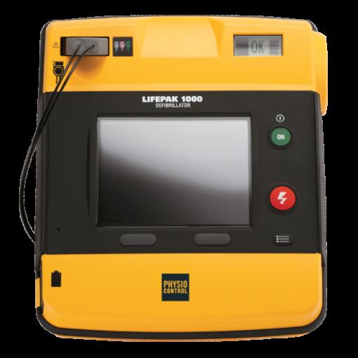 LifePak 1000 Professional Model Defibrillator