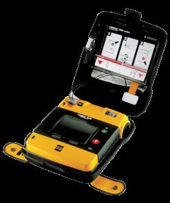 LifePak 1000 with ECG Display Pro Model In Hard-Shell Case