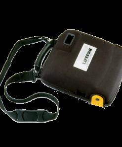 AED Authority LifePak Defibrillator in Portable Case