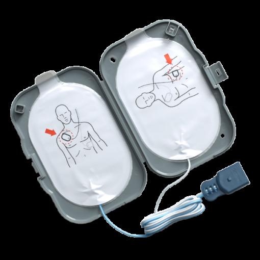 Philips FRx Smart Pads II For Heartstart Defibrillators Pack Open