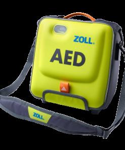 Zoll AED Semi-Automatic Machine in Green Portable Case