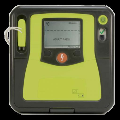 ZOLL AED Professional Model Defibrillator Machine Screen