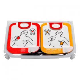 LifePak CR2 Wi-Fi And CR2 Essential Defibrillator Replacement Pads
