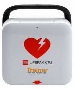 LifePak CR2 Trainer Device Close Up Of Exterior