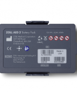 ZOLL AED 3 Defibrillator Battery Pack Front-On Picture