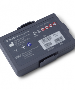 ZOLL AED 3 Defibrillator Battery Pack Side-On Picture