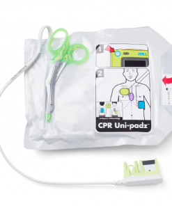 ZOLL AED Authority CPR UniPadz Pack